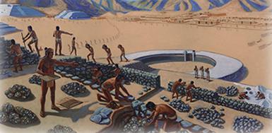El arte de mesopotamia y egipto
