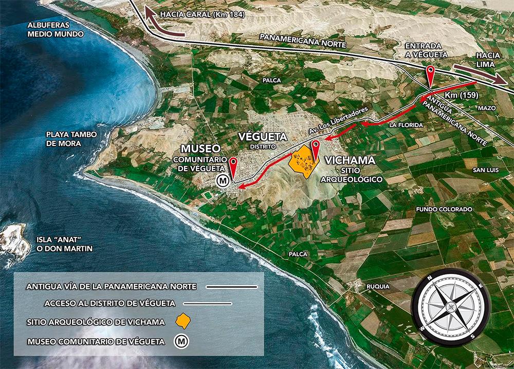 vichama-mapa-ruta