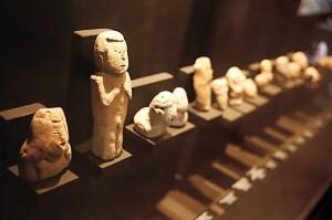 Estatuillas de Vichama