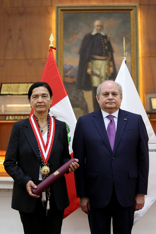 Otorgan Medalla al Mérito Ciudadano a diversas personalidades del ámbito nacional-21793935174