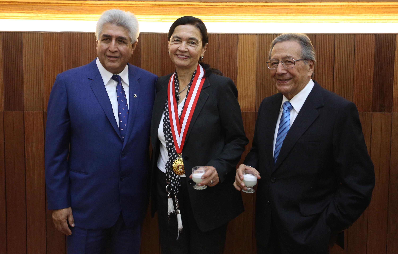 Otorgan Medalla al Mérito Ciudadano a diversas personalidades del ámbito nacional-22229879679
