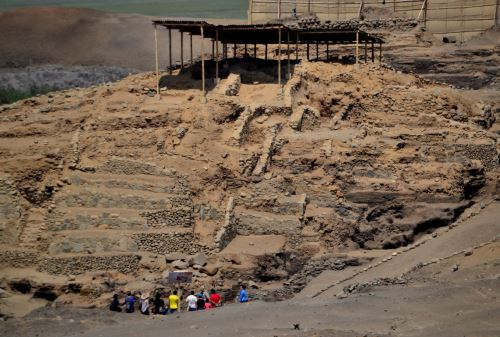 Aspero Sitio Arqueològico
